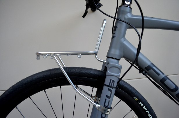 Nitto Mini-Front Rack from Rivendale Bicycle Works