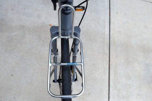 Detail Mini-Front Rack